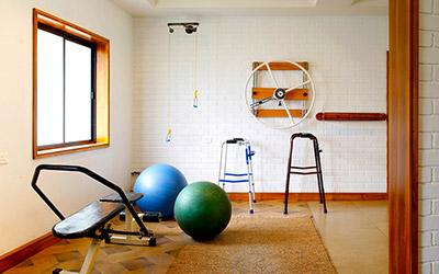 Ayurveda-Resort-Kerala-Gym