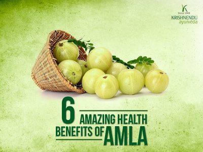6 Amazing health benefits of Amla