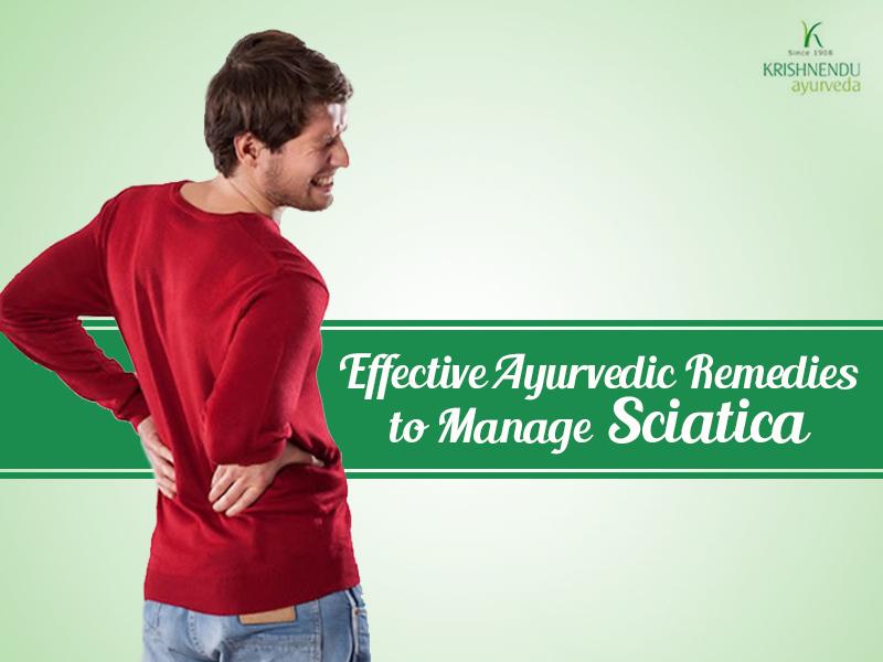 Ayurvedic remedies to manage Sciatica