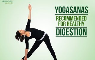 Yogasanas Recommended for Healthy Digestion