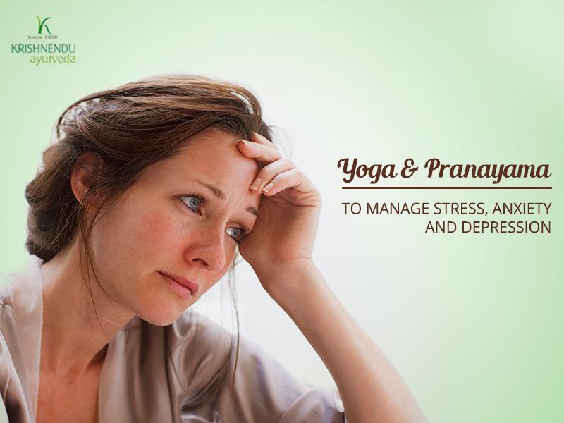 Yoga & Pranayama to Manage Stress,