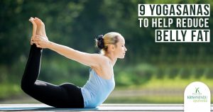 9 Yogasanas to help reduce belly fat
