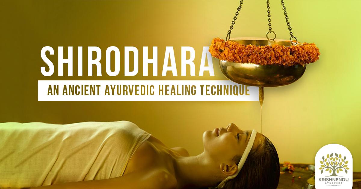 Shirodhara Ayurveda Treatment Kerala