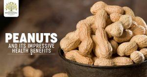 Peanuts and its Impressive Health Benefits