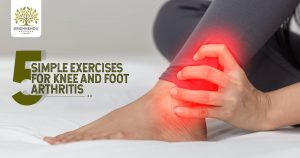 Read more about the article 5 Simple Exercises for Knee and Foot Arthritis