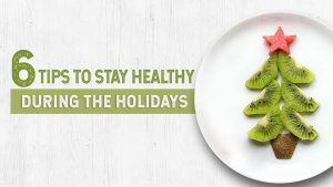 tips to stay healthy during christmas