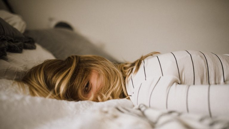 How To Tackle Night-time Worry
